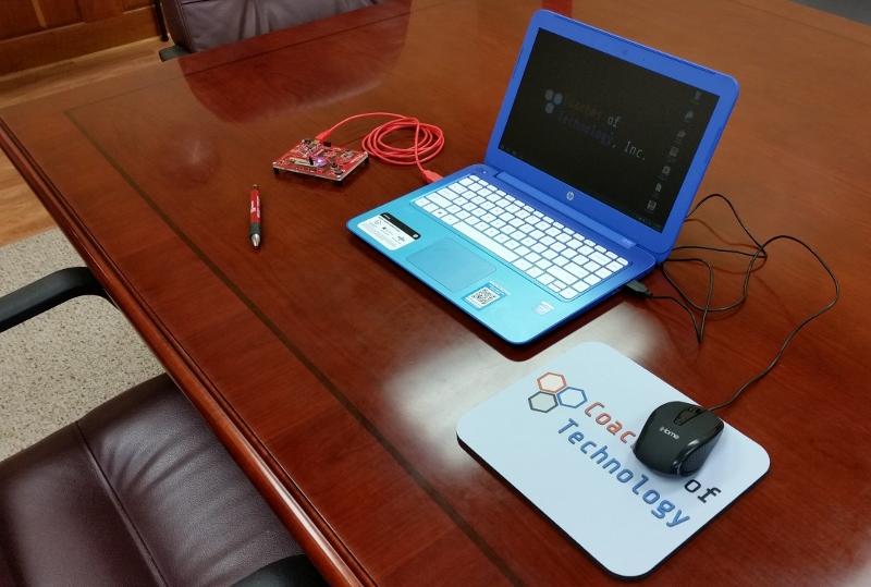 Arduino Class setup
